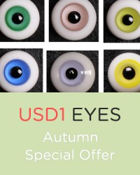 (Special Offer) USD1 Eyes